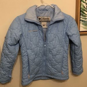 Columbia Vertex Jacket Sz 7/8 Winter Ski Coat